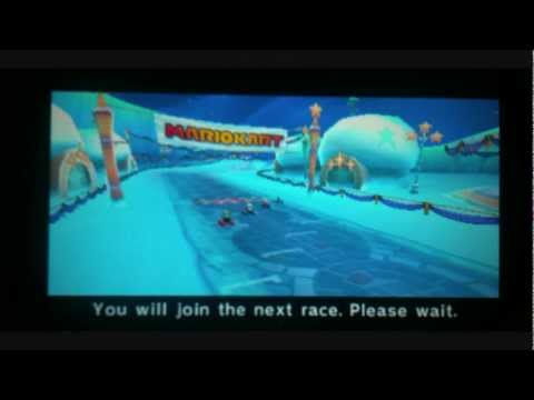 Mario Kart 7 - online communication error solved