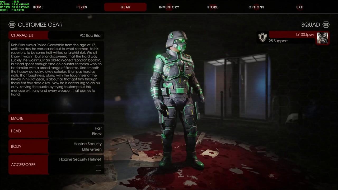 Horzine Mark 7 Suit Elite Green Youtube
