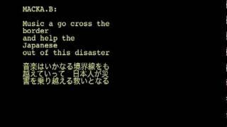 Download Stay Strong Japan - MACKA.B feat. LLOYD BROWN, VIVIAN JONES, NEREUS JOSEPH & TENNA STAR MP3 song and Music Video