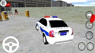 Hyundai Accent Turkish Police Car Thief Catch Game For Kids - Police Simulator