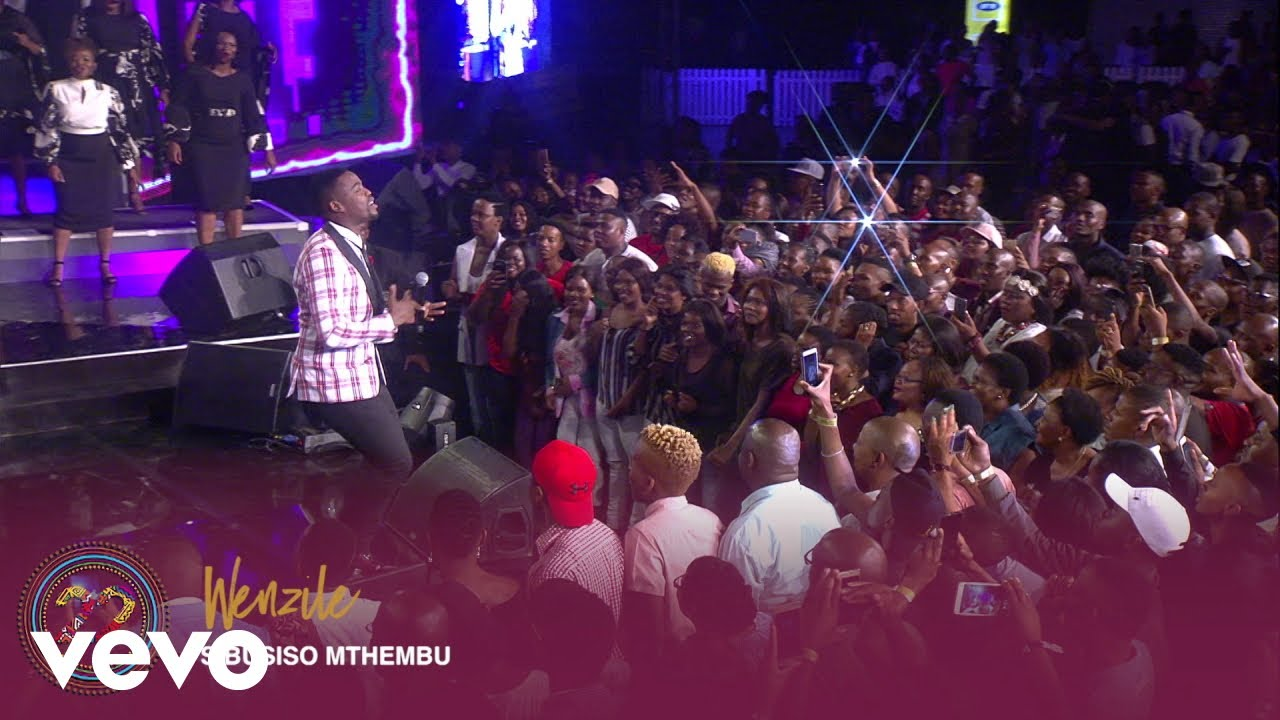 Joyous Celebration - Wenzile (Live) - YouTube