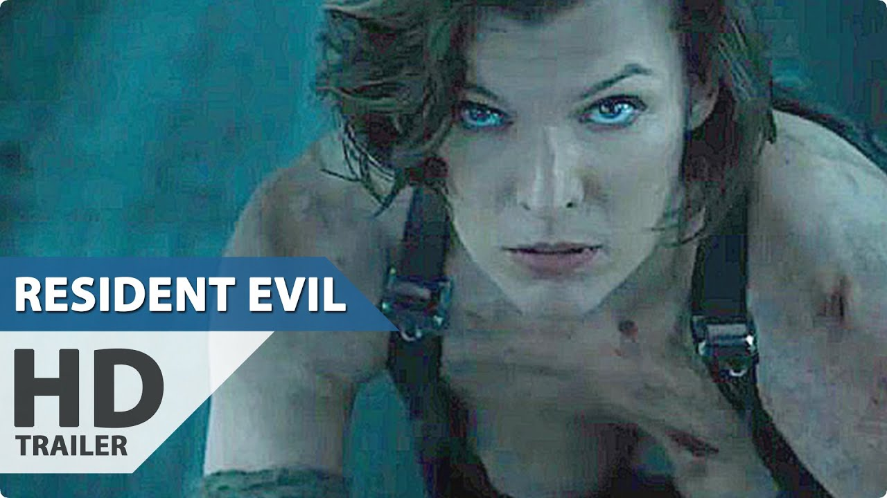 Ruby Rose Resident Evil The Final Chapter Wallpaper 11863: RESIDENT EVIL 6: THE FINAL CHAPTER Trailer (2017)
