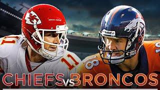 Denver Broncos vs Kansas City Chiefs Preview / Dolphins vs Jets - NFL Week 13 Preview