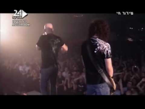 Infected Mushroom - Black Shawarma @ Live! Tel-Aviv 23.11.07
