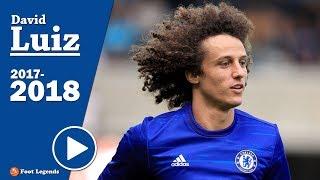 Baixar David Luiz - |CHELSEA| - 2018 ● Best Defensive Skills, Passes & Free kicks || HD