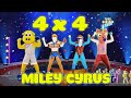 4x4 - Miley Cyrus | Just Dance 2015