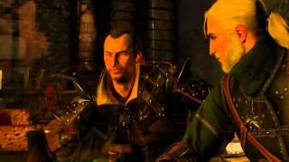 Ведьмак 3: Дикая Охота - Пьянка ведьмаков и секас с Ен....