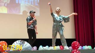 SUPER FUNNY Donita Nose and Tekla in Mayward's Taiwan Show