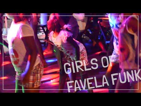 Trailer Girls of Favela Funk (Documentary)