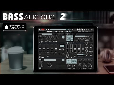 BASSalicious for iPad Release - $7.99 Introductory Sale