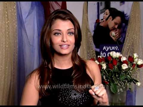 Aishwarya Rai 's favourite song from film 'Kyun! ho gaya na...'