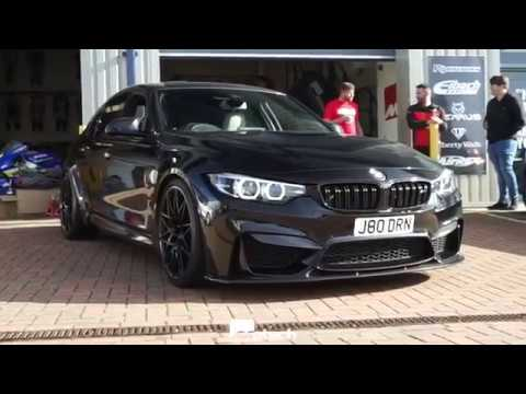 Bmw M3 F80 Remus Motech Stance Carbon This Is A Mean One Youtube