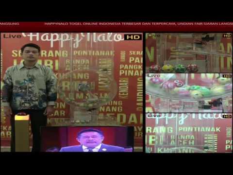 Hasil Live Togel SDSB Undian Kupon HappyNalo Periode 11 Juni 2016