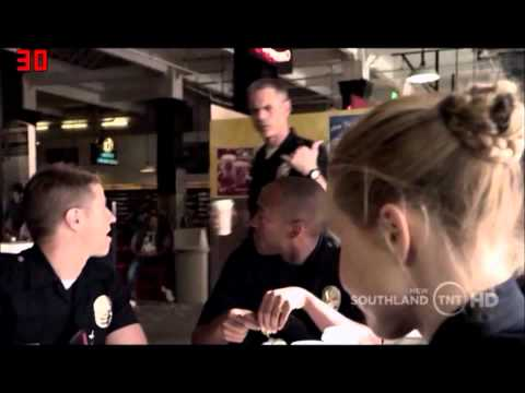 """Southland TV Show Character Billy """"Dewey"""" Dudeck C. Thomas Howell Best of"""