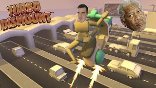 Turbo Dismount - MORGAN FREEMAN
