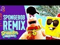 Gambar cover 'Santa Has His Eyes On Me'  🎅 Remix | SpongeBob