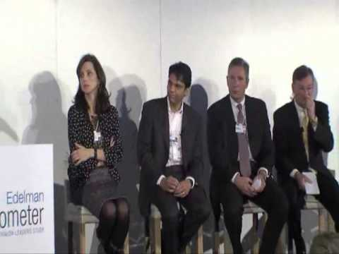 Davos event: Global Trust in the Tech Industry