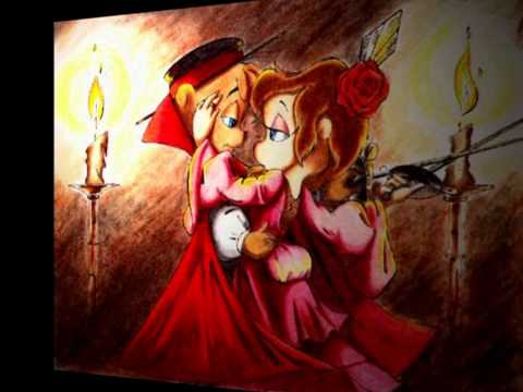Alvin And Brittany. I Want To Spend My Lifetime Loving You..wmv