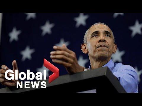 Barack Obama's FULL campaign speech for Andrew Gillum, Sen. Bill Nelson