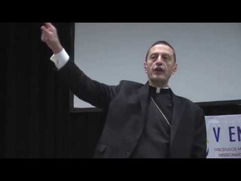BIshop Caggiano keynote
