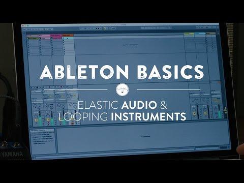 Ableton Basics - Part Three: Warping Audio & Looping Instruments Mp3