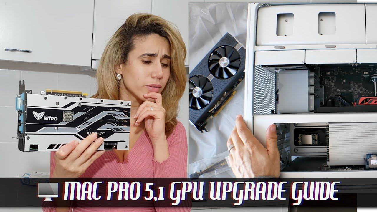 Apple Mac Pro GPU Upgrade Guide | Which Graphics Card?