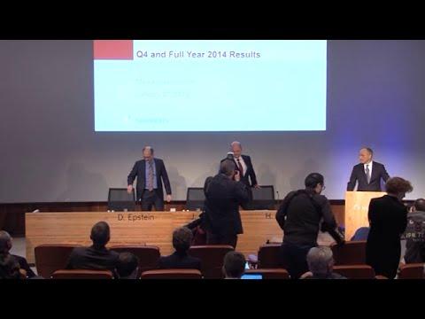 Annual Press Conference 2015 - Novartis AG