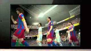 Nintendo 3DS - Pro Evolution Soccer 2011 3D Trailer