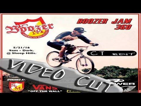 """Boozer Jam 360 3 """"CT edit"""""""
