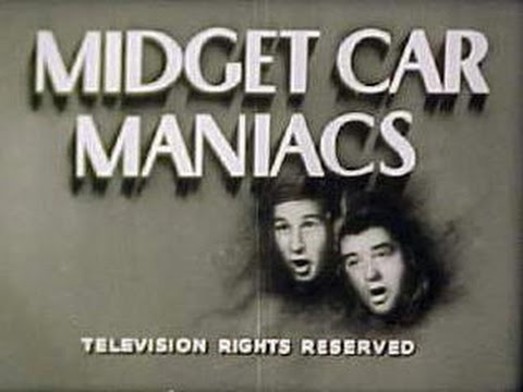 Abbott and costello midget car maniacs photo 885