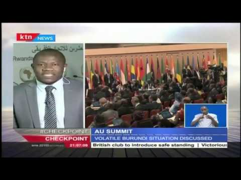 Progress on the AU Summit in Kigali with key focus on Southern Sudan