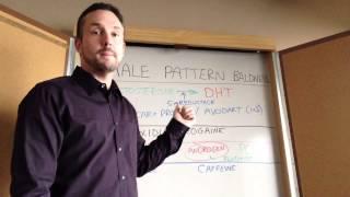 Male pattern baldness: Treatment options
