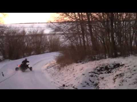 LTR 450 JACK / GRIZZLY 700 MEL SNOW