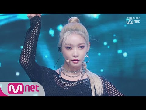 CHUNG HA - Snapping KPOP TV Show  M COUNTDOWN 190711 EP627