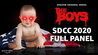 The Boys Season 2 Cast at SDCC 2020 - Full Panel | Amazon Prime Video