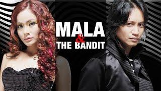 Mala & the bandit - kenangan indah (official music video)