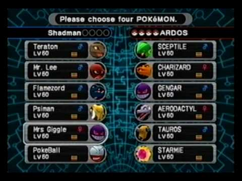Pokemon xd colosseum prizes and awards