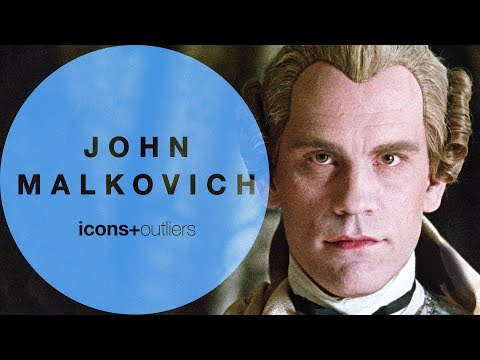John Malkovich: Icons & Outliers