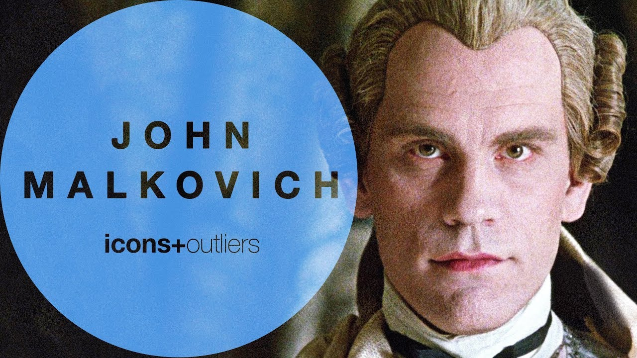John Malkovich: Icons & Outliers - YouTube