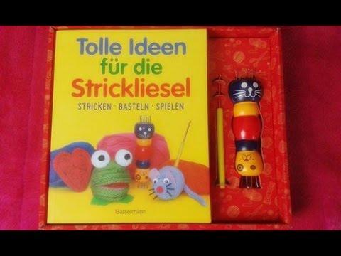 DIY | Tolle Ideen für die Strickliesel | Buchvorstellung | OurBookPassion