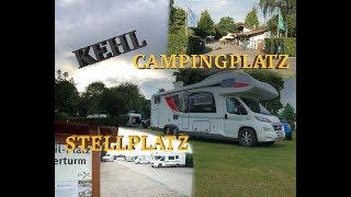 Kehl: Stellplatz ODER Campingplatz?