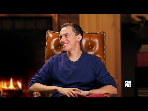 "Logic Talks ""Under Pressure"" and J. Cole's Advice 