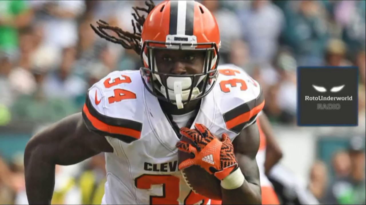 save off 11d33 260f3 Isaiah Crowell & Duke Johnson: When to buy efficiency in fantasy football