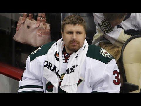 Bryzgalov says Flames vs Red Wings brawl is 'real hockey'