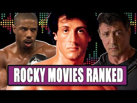 7 Rocky Movies Ranked