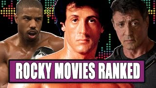 7 Rocky Movies Ranked