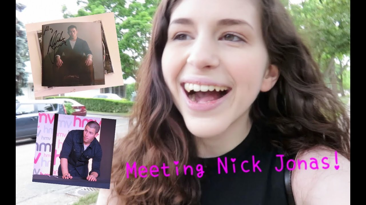 Meeting Nick Jonas June 18th 2016 Youtube