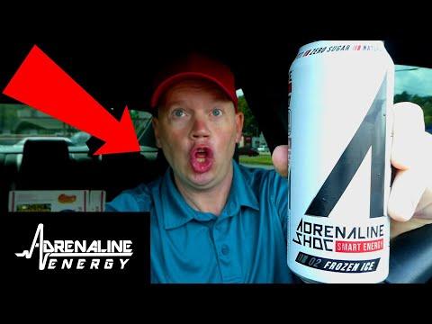 Adrenaline Shock Energy