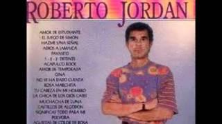 Roberto Jordan/ Rosa Marchita