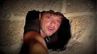 1. Teil - Vermauerte Kammer unter Schloss Lütetsburg entdeckt! | Exploring Lost Places